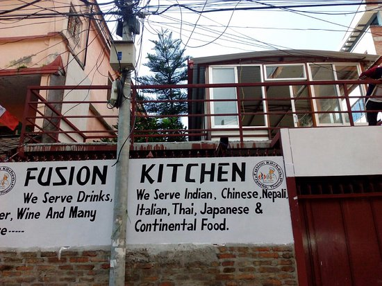 Fusion Kitchen Restaurant
