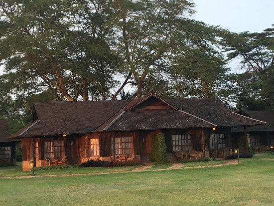 Ol Tukai Lodge: Beautiful grounds