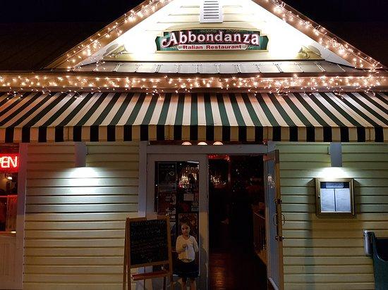 Abbondanza Italian Restaurant 20161127 215304 Large Jpg