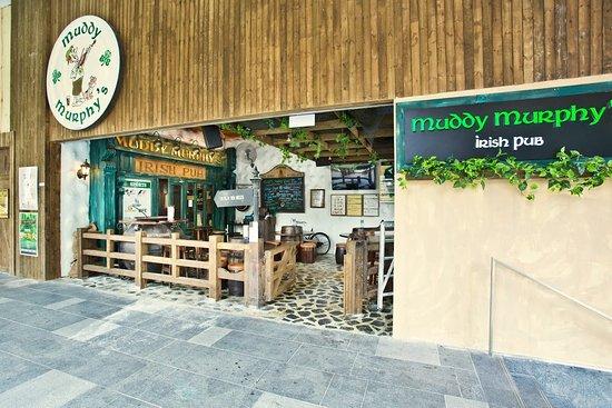 Muddy Murphy's Irish Pub : Muddy Murphy's Outdoor