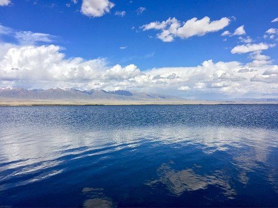 Chaka Salt Lake, Haixi: photo5.jpg
