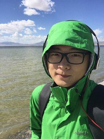 Chaka Salt Lake, Haixi: photo9.jpg