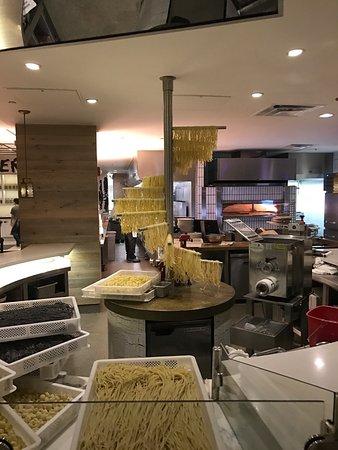 Picture of vivo italian kitchen orlando for Vivo italian kitchen