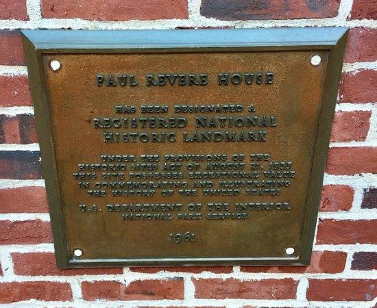 The Paul Revere House: photo1.jpg