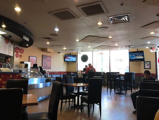 RedBrick Pizza: Pizza, cheesesticks environment
