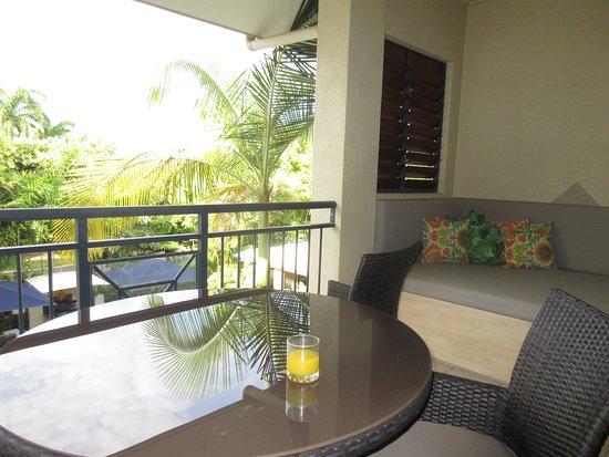 Meridian Port Douglas: balcony