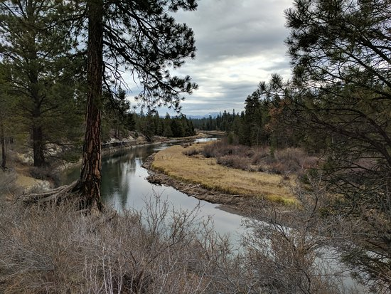 Sunriver, OR: The Deschutes