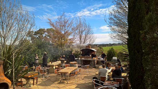 Mount Barker, Australien: Cooking up an Organic Feast
