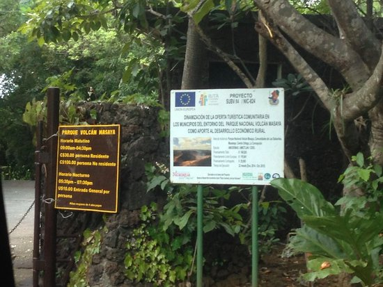 MASAYA's NINDIRI Volcano