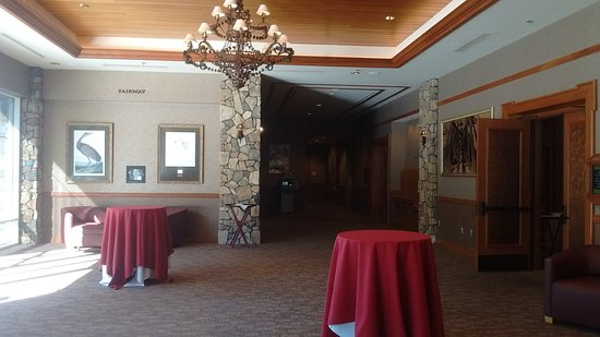 Barona Resort & Casino: Event center entrance.