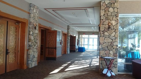 Barona Resort & Casino: Event Center Foyer.