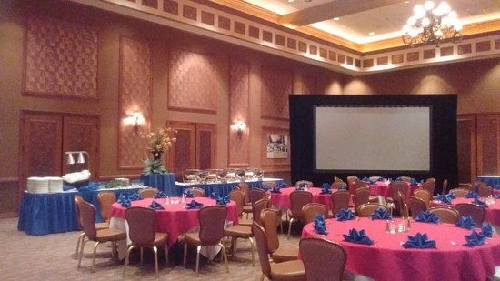 Barona Resort & Casino: Events Center Main hall.