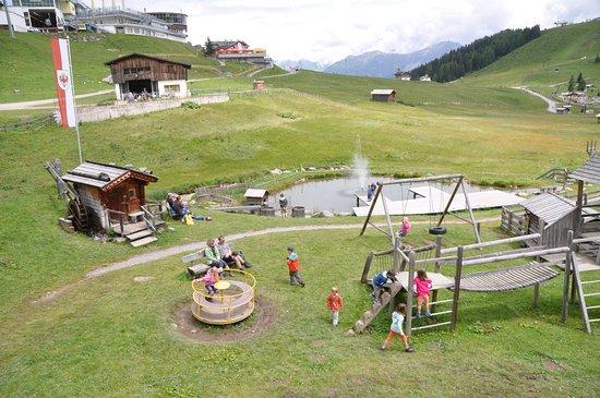 Prutz, Österreich: mooi zicht
