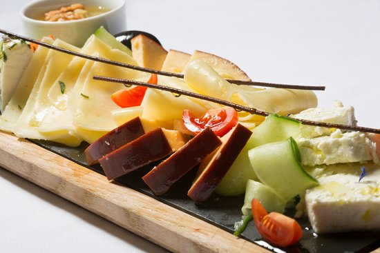 Bistro Trandafilovic: Cheese selection