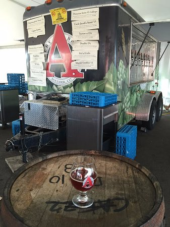 Boulder, Colorado: Aged beers