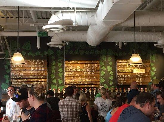 Boulder, Colorado: Beer list