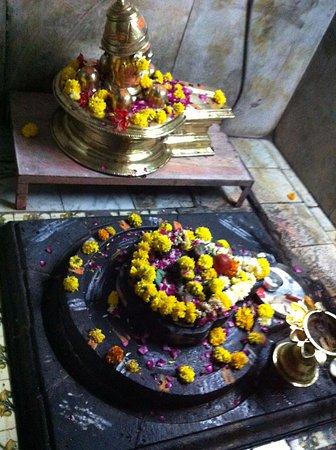 Solapur, อินเดีย: Revansiddeshwar Temple Shivling