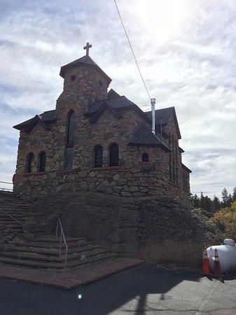 Allenspark, Colorado: Chapel on the Rock