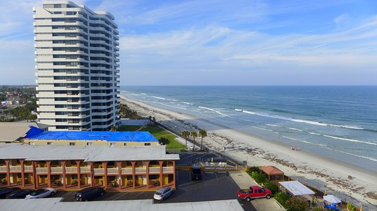 Tropical Winds Oceanfront Hotel Picture Of
