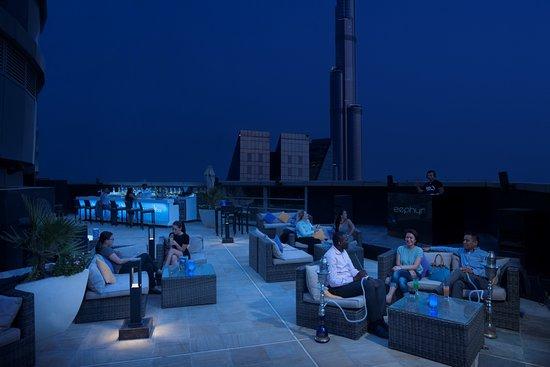 Level 47 Rooftop Restaurant Lounge Dubai Dubai International Financial Centre Difc Restaurant Reviews Photos Phone Number Tripadvisor