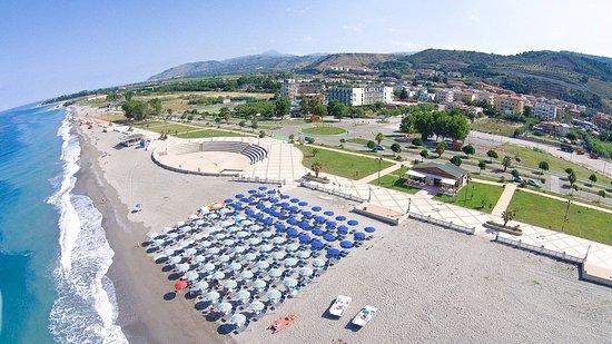 Marina di Nocera Terinese, Italië: Spiaggia