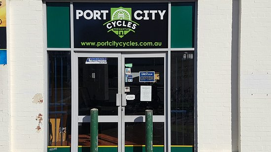 ‪Port City Cycles‬