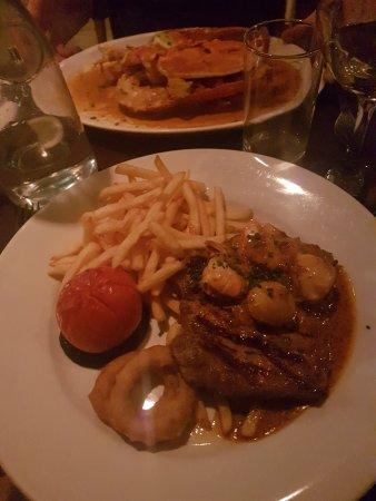 Roseville Bistro: Amazing dinner 🔝🔝🔝🔝
