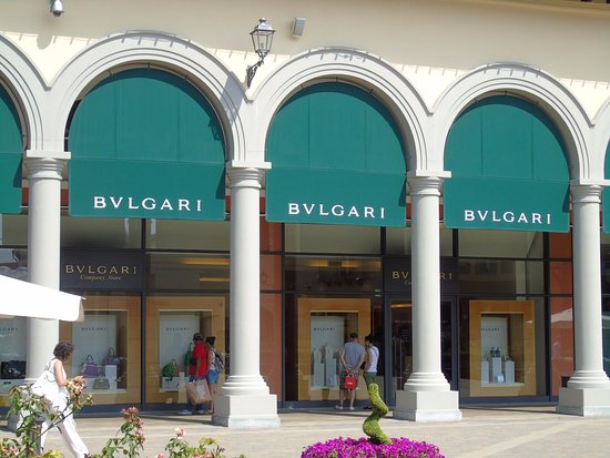 serravalle designer outlet bulgari