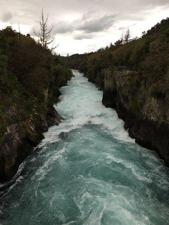 Ταούπο, Νέα Ζηλανδία: Huka Falls
