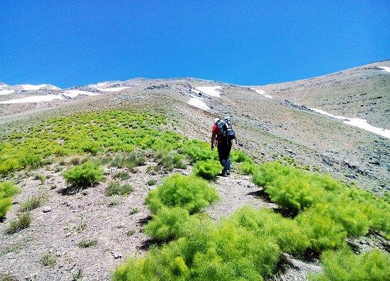 Hamadan, Irán: mountain