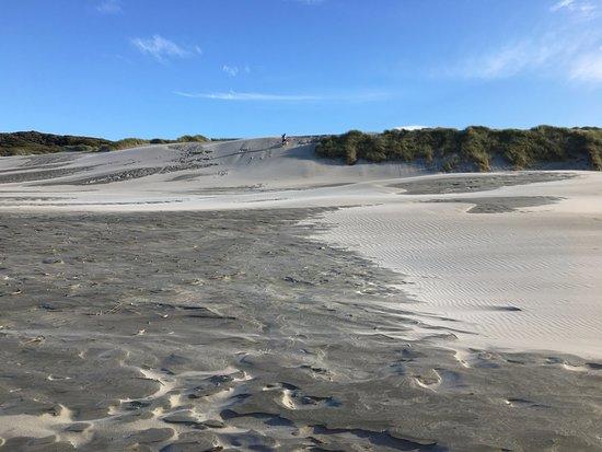 Golden Bay, New Zealand: Wharariki Beach
