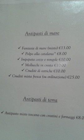 Ponsacco, Italia: I prezzi