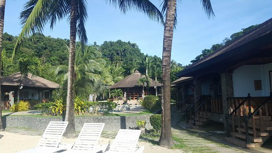 Rules Picture Of El Nido Garden Beach Resort Tripadvisor