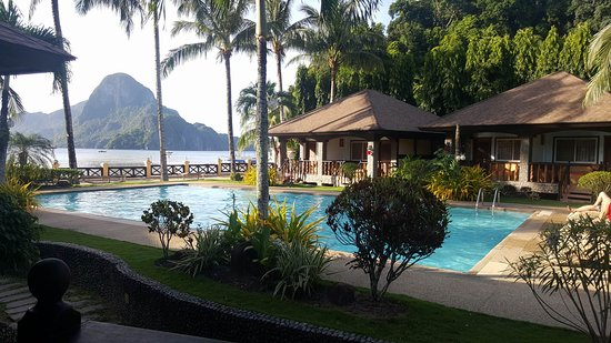 Best Bungalows In El Nido Review Of Garden