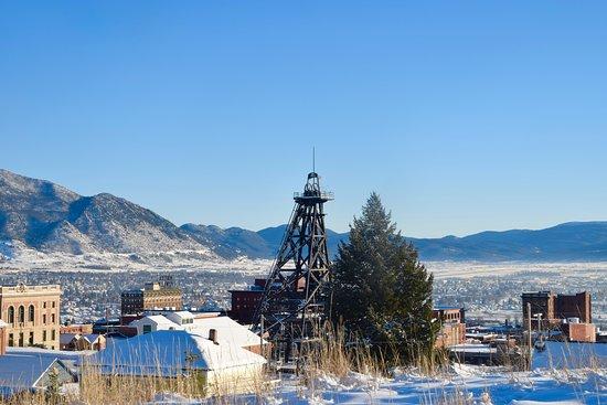 Bilde fra Butte