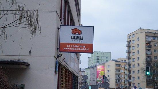Tatamka Hostel : ing