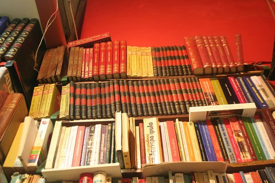 Alfeios Bookstore