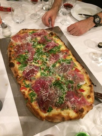 They make their own salumi and cheese. - スカラ、Ristorante ...