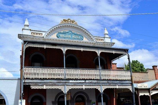 Maldon, Australia: Main Street