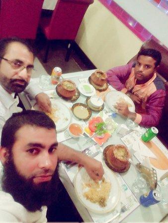 Royal Qatar Hotel: enjoy dinner