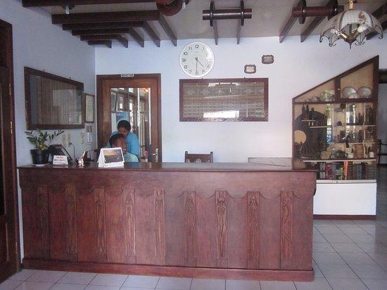 Saumlaki, إندونيسيا: Receptie