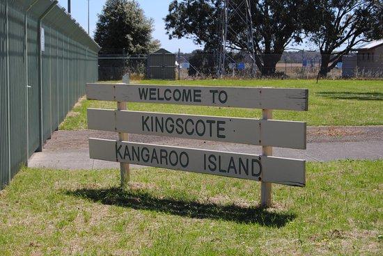 Kingscote, Australia: Aereoporto