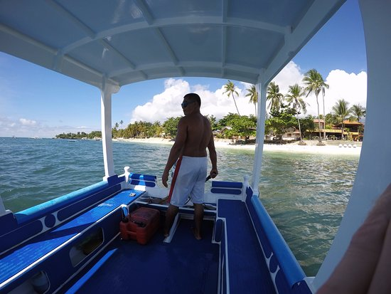 Philippine Fun Divers, Inc.: On the way to the divespot