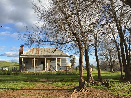 Gundagai, Australia: Windies cottage