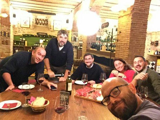 Greve in Chianti, Italia: Colazione FISAR Tigullio 5terre