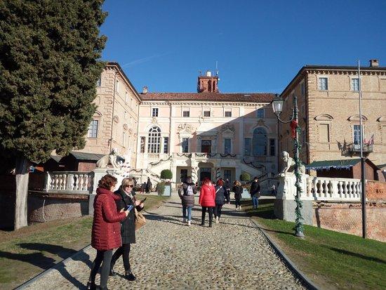 il castello di Govone