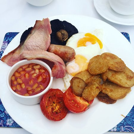 The Watergardens B&B: Amazing breakfast!