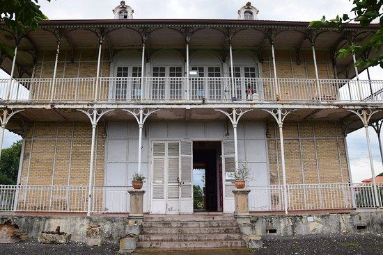 Le Moule, Γουαδελούπη: La maison Zévallos