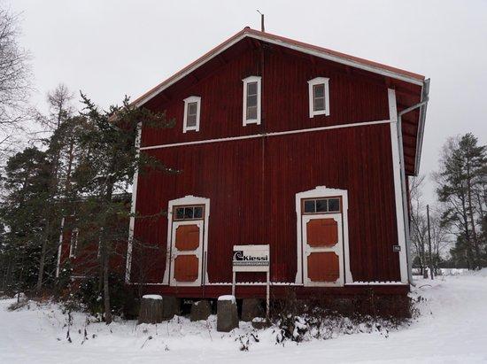Virolahti, ฟินแลนด์: Kiessi, the museum of horse-drawn carriages