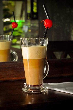 Port Louis District: A good coffee in a cozy place...